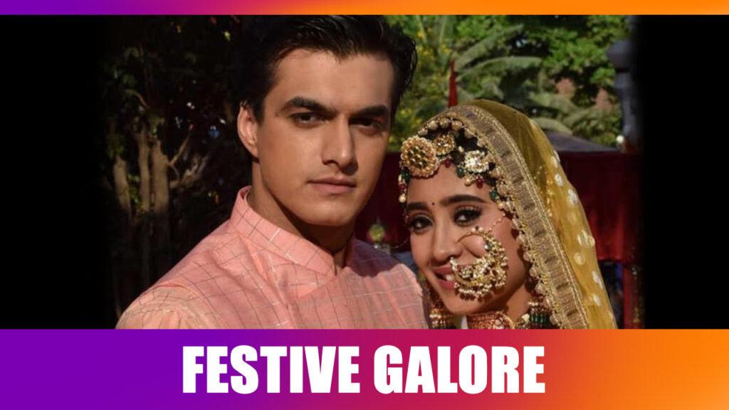 Yeh Rishta Kya Kehlata Hai: Festive moments of Kartik and Naira bring about love