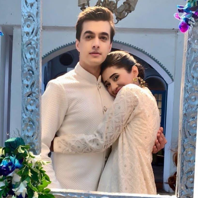 Yeh Rishta Kya Kehlata Hai: Festive moments of Kartik and Naira bring about love 6